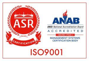 ISO認証ロゴ